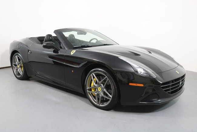 Pre-Owned 2017 Ferrari California Convertible Convertible near San Francisco, CA