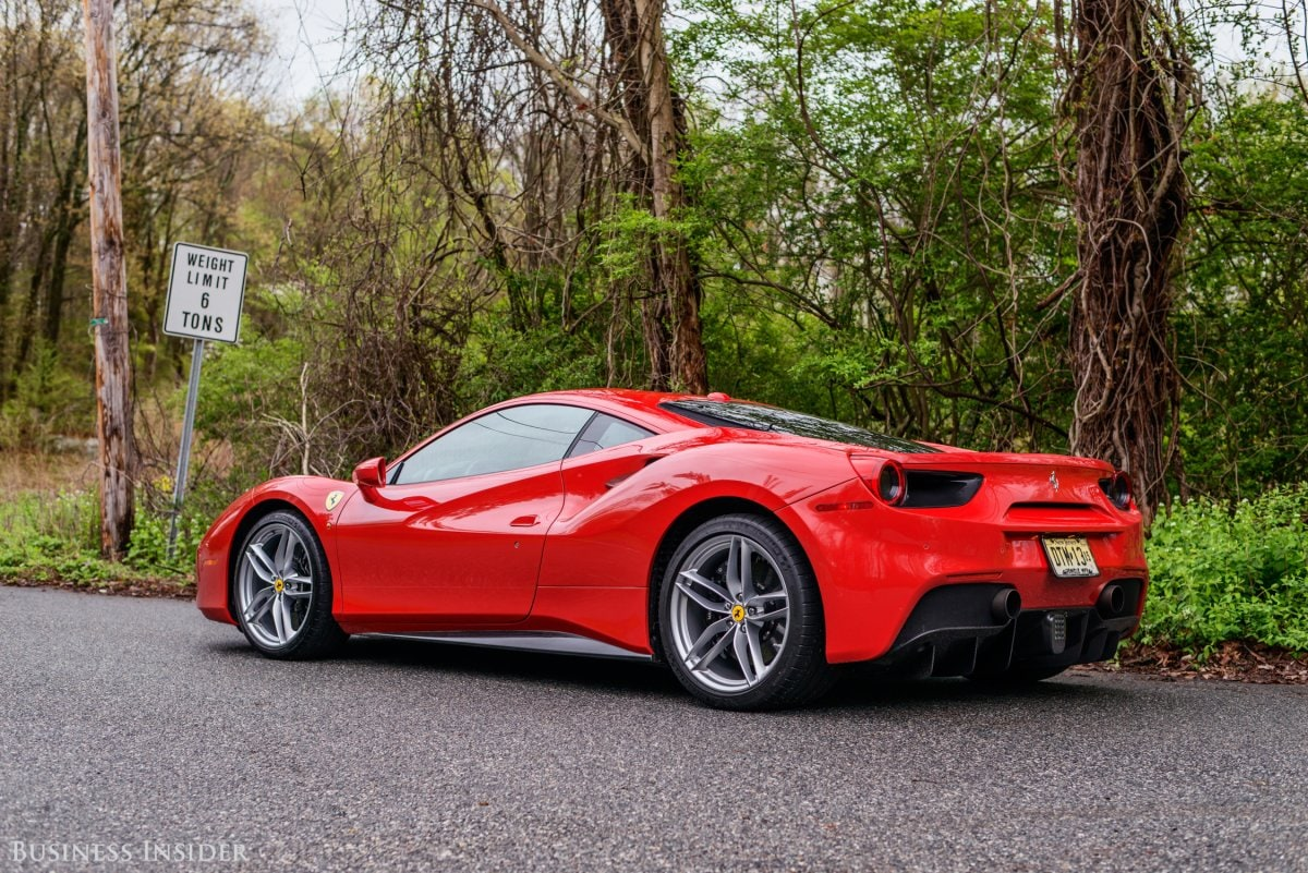 ferrari of san francisco all the coolest features on the new ferrari 488 gtb. Cars Review. Best American Auto & Cars Review