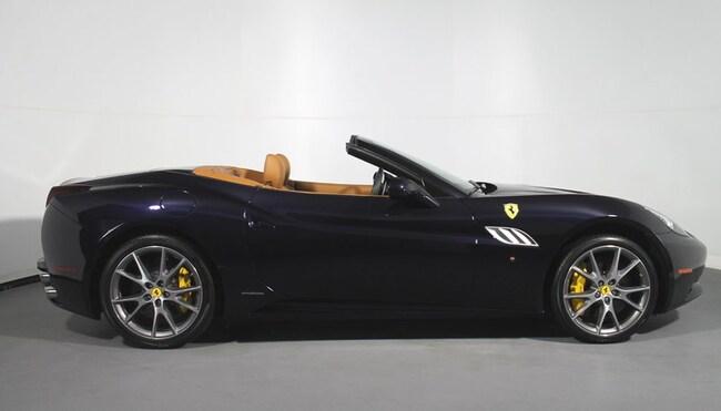 Pre Owned 2013 Ferrari California For Sale In San Francisco Ca
