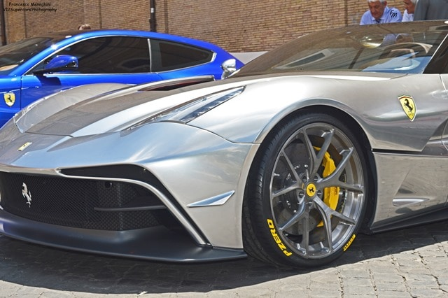 Exclusive Pictures Of The Grey Ferrari F12 Trs Ferrari Of San