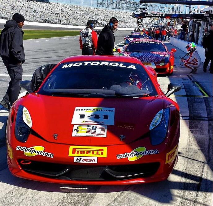 Ferrari Challenge - Daytona