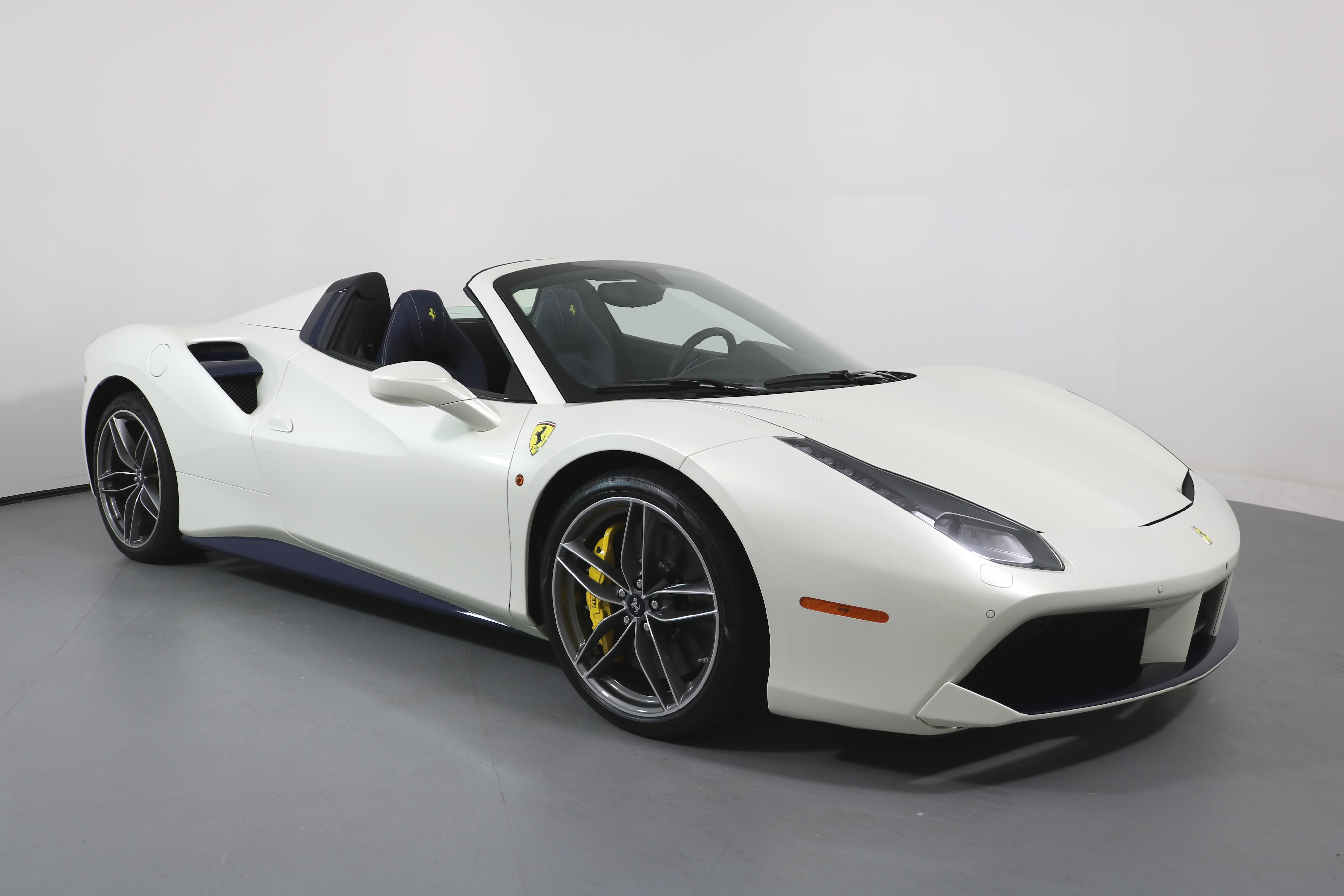 Used 2017 Ferrari 488 Spider San Francisco Ca Zff80ama8h0226733 Serving The Bay Area Mill Valley San Rafael Redwood City And Silicon Valley