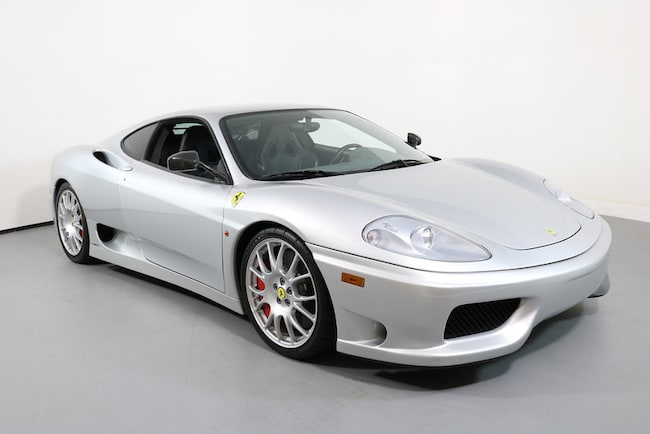 Pre-Owned 2004 Ferrari Challenge Stradale Coupe near San Francisco, CA