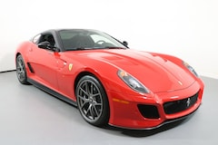 2011 Ferrari 599 2dr Cpe GTO coupe