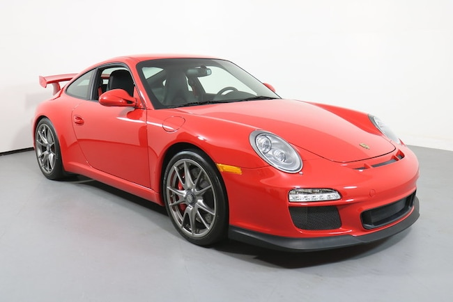 Pre Owned 2011 Porsche 911 2dr Cpe Gt3 For Sale In San