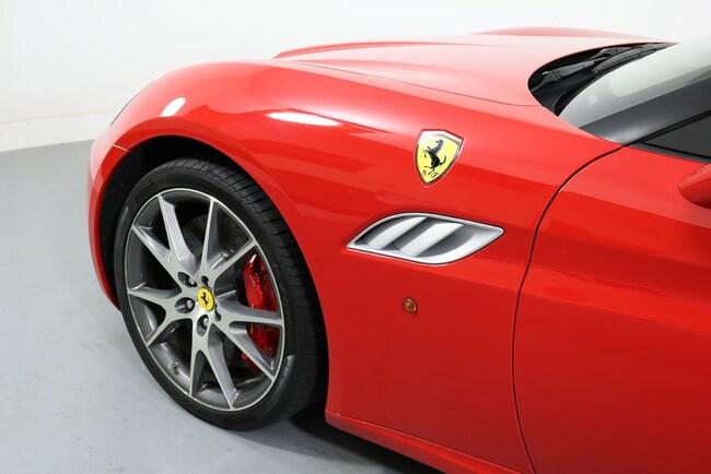 Pre Owned 2014 Ferrari California 2dr Conv For Sale In San