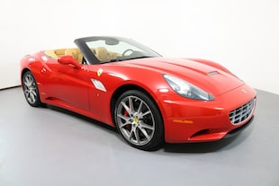 2014 Ferrari California 2dr Conv Convertible