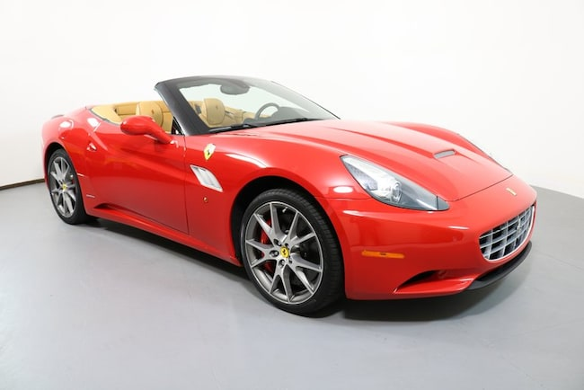 2014 Ferrari California 2dr Conv Convertible
