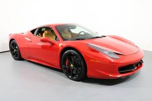 2015 Ferrari 458 Italia 2dr Cpe