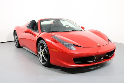 Ferrari 458 Spider For Sale >> Pre Owned 2012 Ferrari 458 Spider 2dr Conv For Sale In San Francisco Ca Zff68nhaxc0188819 Serving The Bay Area Mill Valley San Rafael And