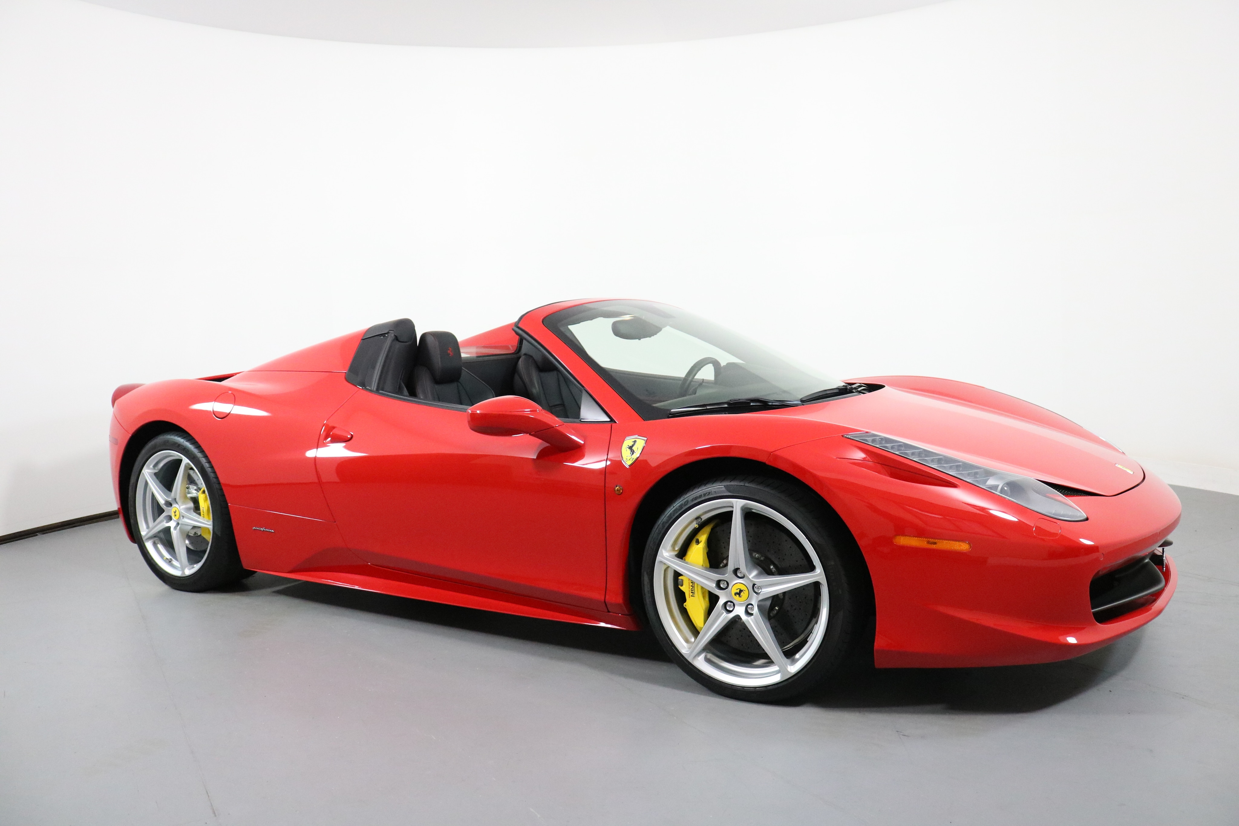 Used 2015 Ferrari 458 Spider San Francisco Ca Zff68nha4f0203805 Serving The Bay Area Mill Valley San Rafael Redwood City And Silicon Valley