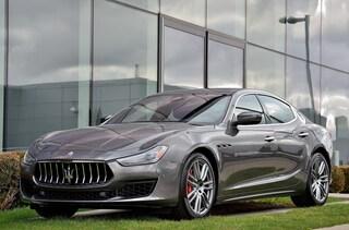2018 Maserati Ghibli SQ4 Sedan