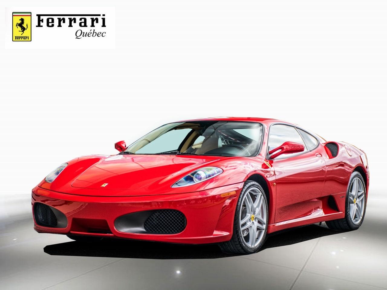 2005 Ferrari F430 Coupe F1 Coupe