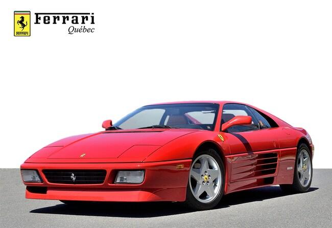 1992 Ferrari 348 TB Coupé