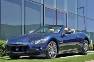 2011 Maserati GRANTURISMO CONVERTIBLE *S*Prix Reduit*Reduce Price* Convertible