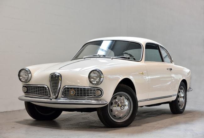 1961 Alfa Romeo Giulietta SPRINT Coupé