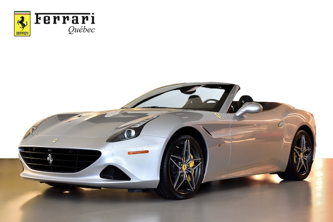 2017 Ferrari California T - NEW Convertible