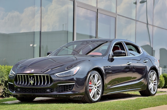 2018 Maserati Ghibli GranLusso Financement 0.9% / Location 1.9% Sedan