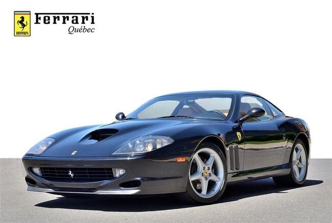 1998 Ferrari 550 Maranello Coupe