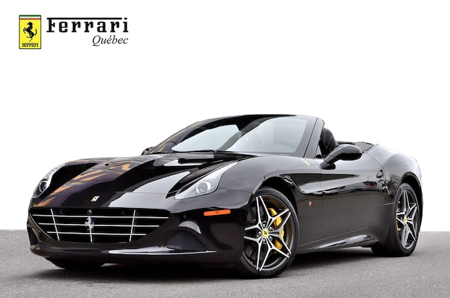 2017 Ferrari California T - 2 Years CPO Décapotable ou cabriolet