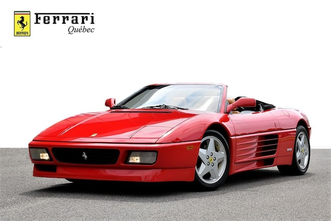 1994 Ferrari 348 Spider Spider Convertible