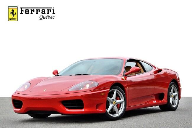 1999 Ferrari 360 MODENA Modena F1 Coupe