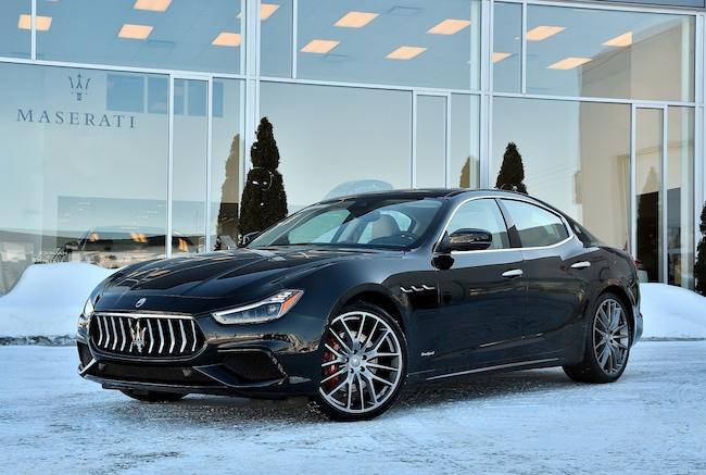 2018 Maserati Ghibli GranSport Financement 0.9% / Location 1.9% Sedan