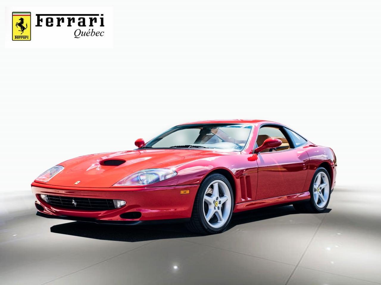 1998 Ferrari 550 Maranello - CLASSICHE Coupe