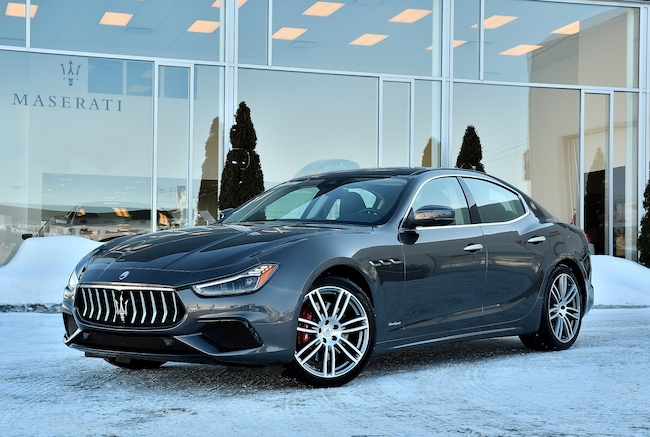 2018 Maserati Ghibli GranSport Financement 0.9% / Location 1.9% Berline