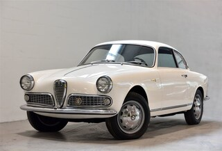 1961 Alfa Romeo Giulietta SPRINT Coupe