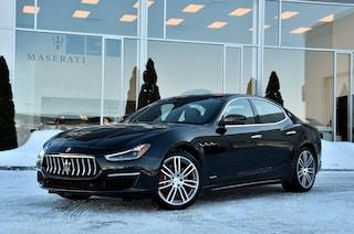 2018 Maserati Ghibli GranLusso Financement 0.9% / Location 1.9% Sedan