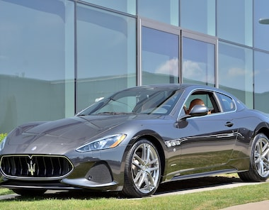 2018 Maserati GranTurismo *SPORT*Coupe*Financement 3.9% / Location 5.35% Coupe