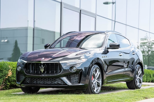 2019 Maserati Levante *S* GranSport SUV