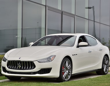 2018 Maserati Ghibli Financement 0.9%  / Location 1.9% Sedan