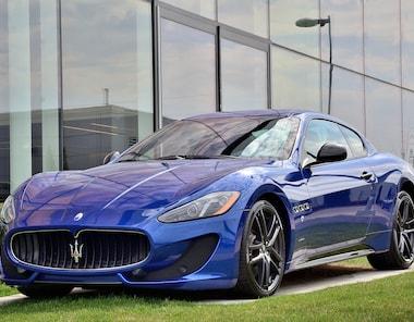 2016 Maserati GranTurismo *SPORT*Reduit De $30,945.00 Rebate** Coupe