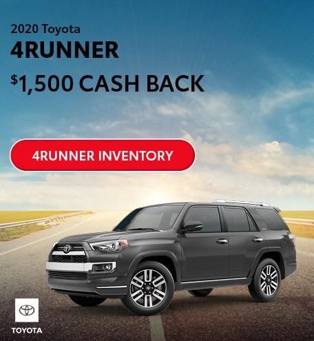 July 2020 Toyota 4Runner