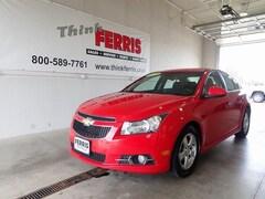 used cars 2012 Chevrolet Cruze 1LT Sedan for sale in new philadelphia