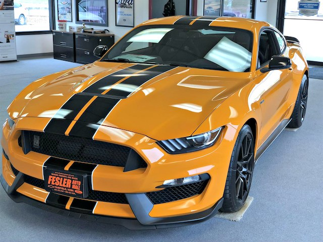 2018 Ford Shelby GT350 GT350 Coupe
