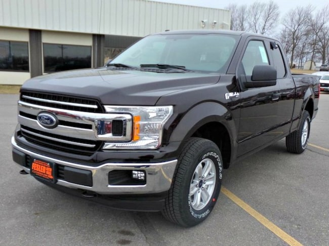 2018 Ford F-150 Truck SuperCab Styleside