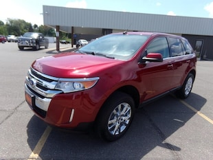 2014 Ford Edge Limited SUV