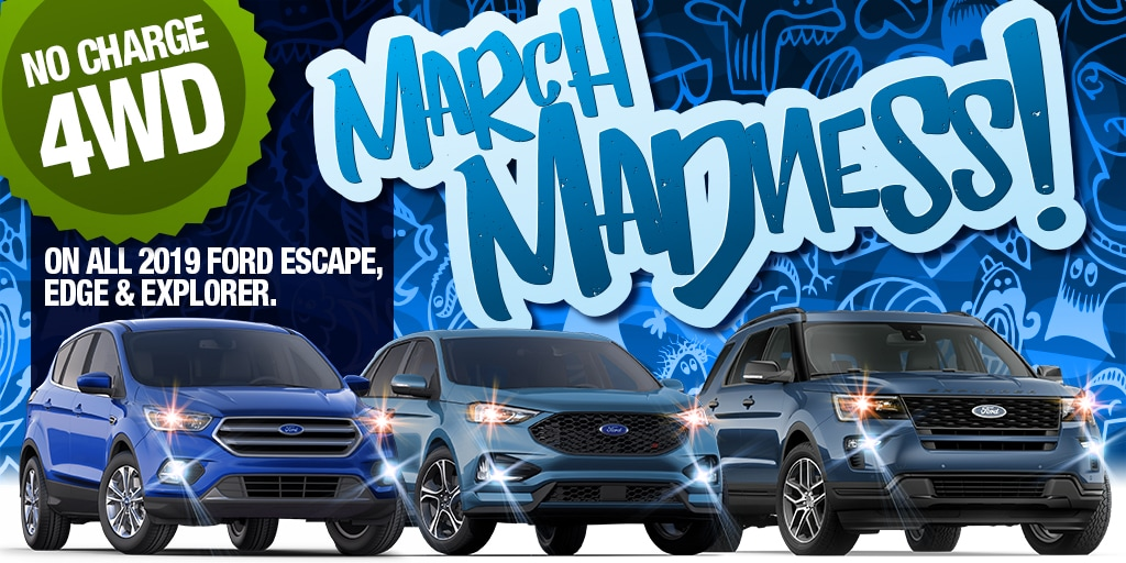 Airdrie Used Cars: New Ford & Used Car Dealer In Red Deer