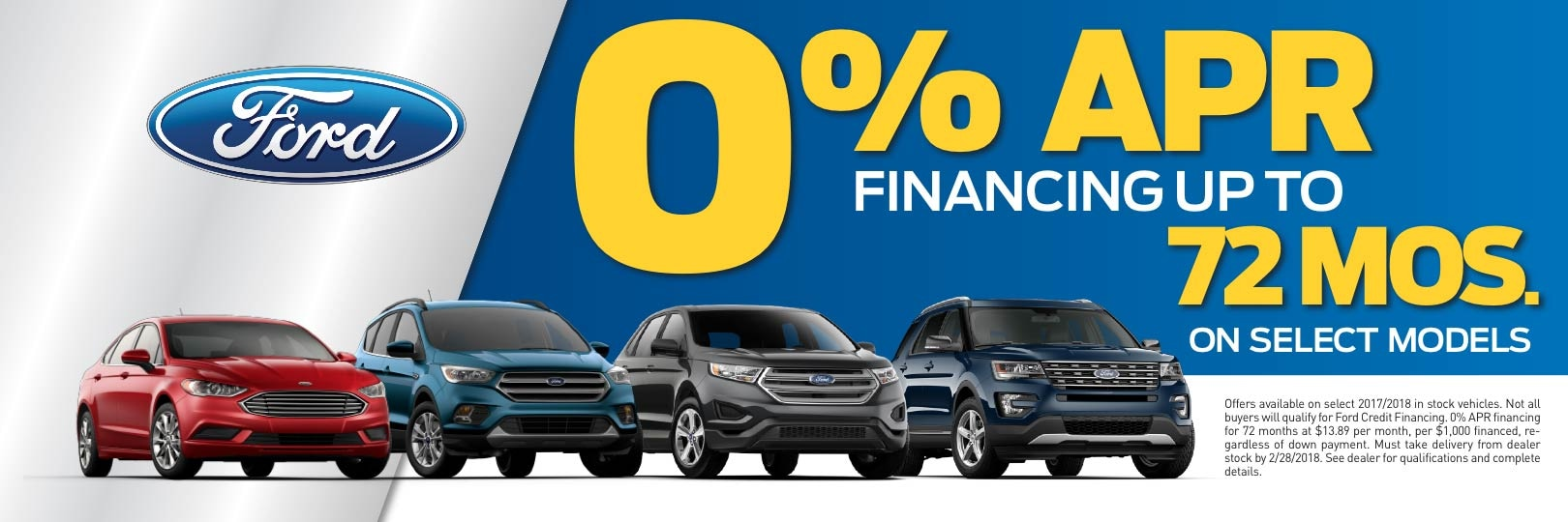 Fette Ford Ford Dealership In Clifton NJ - Ford dealers in nj