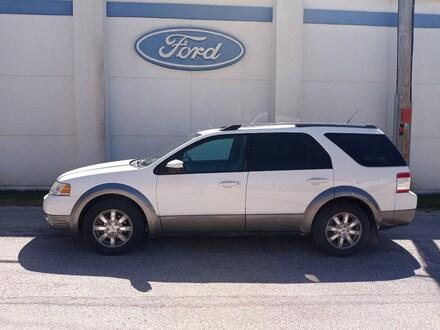 2008 Ford Taurus X SEL 4dr Wagon Wagon