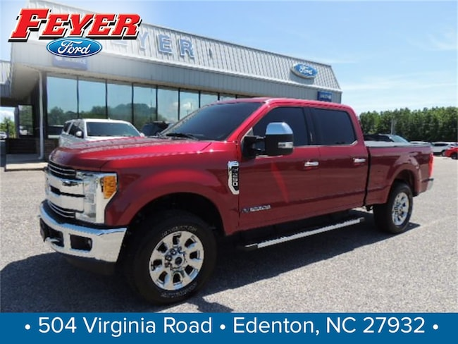 2017 Ford F-250SD Lariat Truck