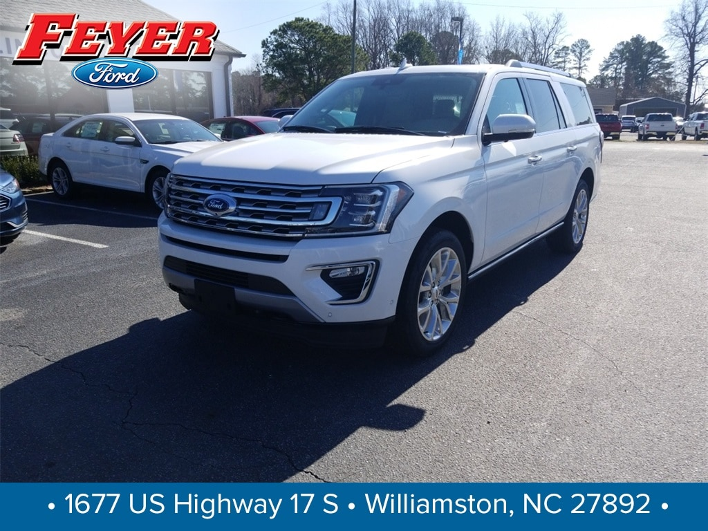 Featured New Vehicles | Feyer Ford of Williamston Inc