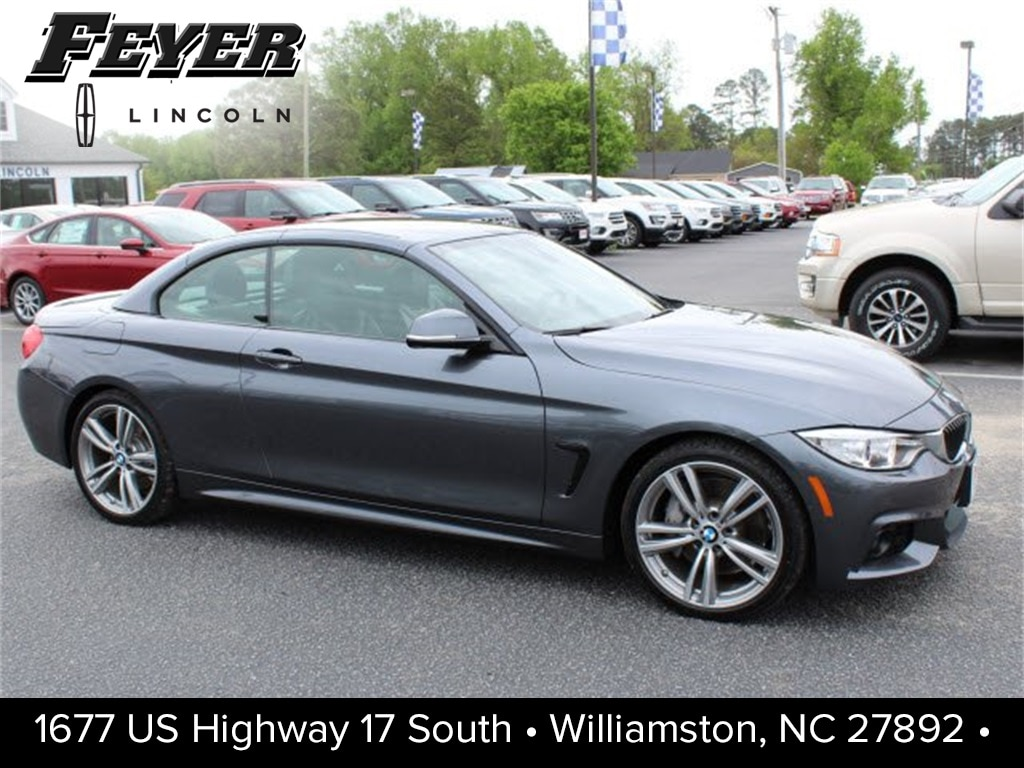 2016 BMW 4 Series 435i Convertible