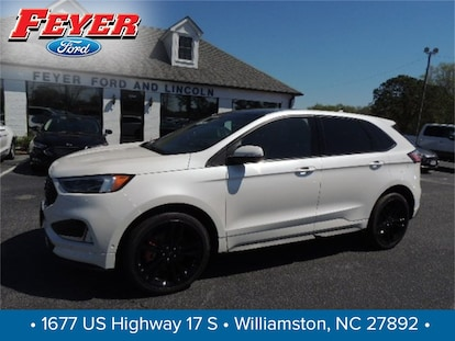 New 2019 Ford Edge For Sale at Feyer Ford of Williamston Inc