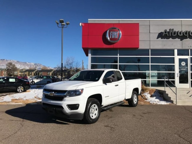 2015 Chevrolet Colorado 2WD WT Pickup Truck