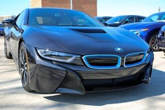 2015 BMW i8 Coupe Coupe