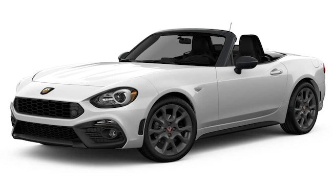 2019 FIAT 124 Spider ABARTH Convertible